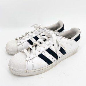 ADIDAS Superstar Sneakers Black White